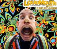 Juggler Bill Berry in LoudMouth Golf Duds