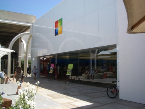 Microsoft Store at Stanford