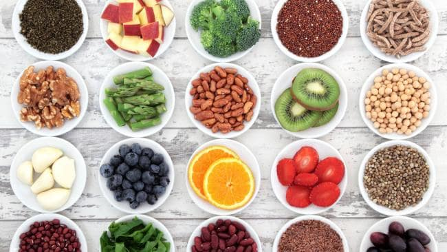 Foods that are rich in micronutrients