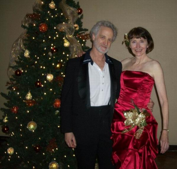 Bob and Linda at XMAS 2010