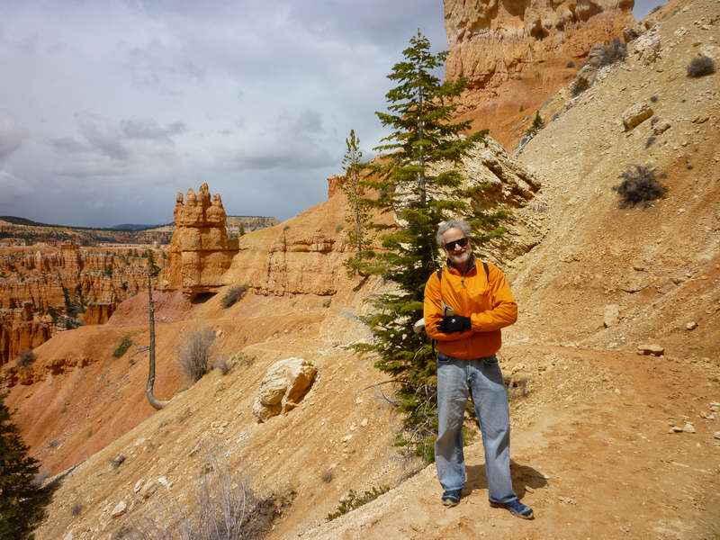 Bob in Bryce Canyon 2011